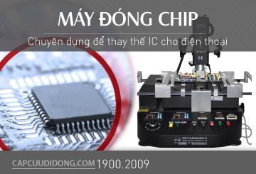 Máy đóng chip chuyên dụng thay thế IC cho điện thoại